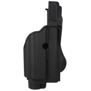 IMI Defense TLH Tactical Light/Laser Holster level 2 for Glock 17/19/22/23/25/31/32