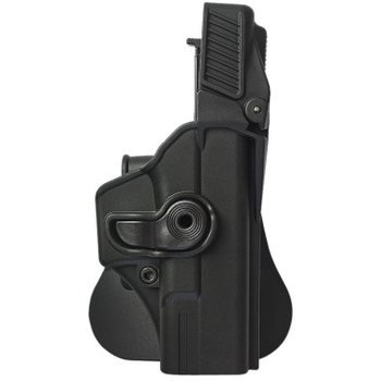 IMI Defense Polymer Retention Paddle Holster Level 3 for Glock 19/23/25/28/32 pistols
