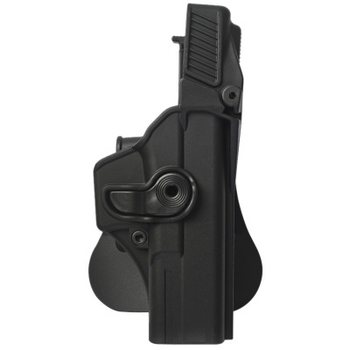 IMI Defense Polymer Retention Paddle Holster Level 3 for Glock 17/22/28/31