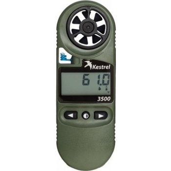 Kestrel 3500NV Weather Meter / Digital Psychrometer +NV Backlight