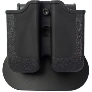 IMI Defense Double Magazine Pouch for 1911 Single Stack Variants, Sig Sauer P220