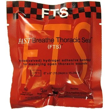 FastBreathe Thoracic Seal - (FTS)