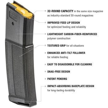 Daniel Defense 32rd Magazine