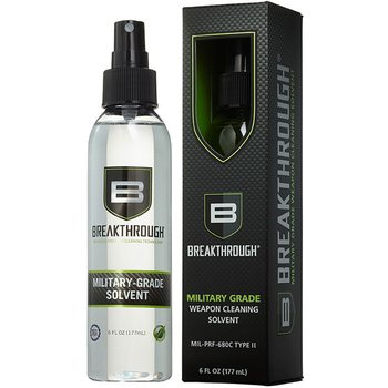 Breakthrough Breakthrough® Military-Grade Solvent  6 fl oz Spray Bottle