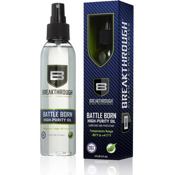 Breakthrough Battle Born High Purity Oil  6 fl oz Spray Bottle