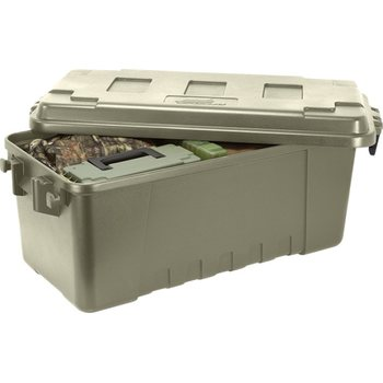 Plano Tactical 171901 Medium Sportsman Green Trunk