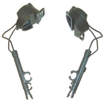 Peltor Pair of Helmet attachment for Ops-Core