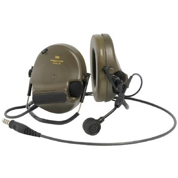 Peltor ComTac XPI Headset with Neckband