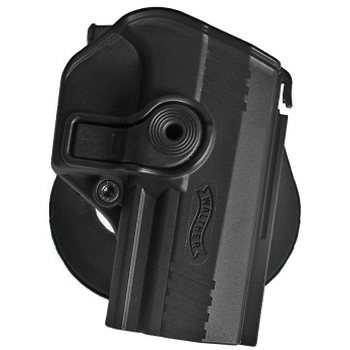 IMI Defense Polymer Retention Paddle Holster Level for Walther PPX