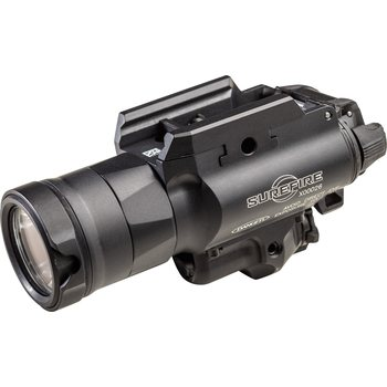 Surefire X400UH-A-GN Ultra-High-Output White LED + Green Laser WeaponLight