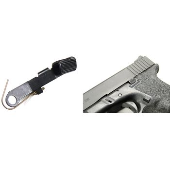 Wilson Combat Vickers Tactical Slide Stop for Glock