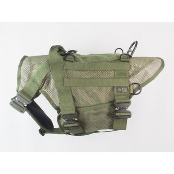 K9 Thorn Tactical Harness - Constructional Net