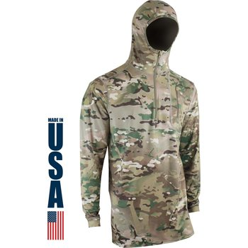 XGO Phase 4 DWR Multicam® Zip Hoodie, L