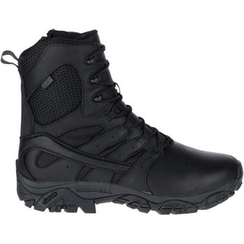 "Merrell Tactical MOAB 2 8"" Tactical Response Waterproof Men's, Black, EUR 40 (UK 6.5)"