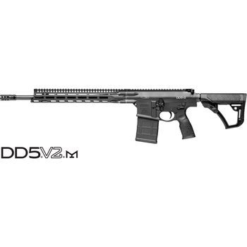 "Daniel Defense .308 DD5V2 Rifle 18"" barrel 15"" Rail M-LOK"