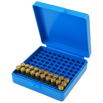 Dillon Precision Ammo box 9 mm 100 rd