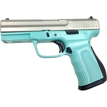 "FMK 9C1G2 9MM 4"" 14RD, Light Blue"