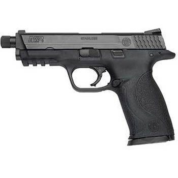 "S&W M&P 9MM 4.25"" BLK 17RD 2 BL KIT"
