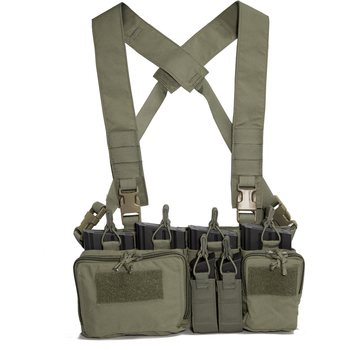 Haley Strategic Disruptive Environments 762 Heavy Chest Rig D3CR-H