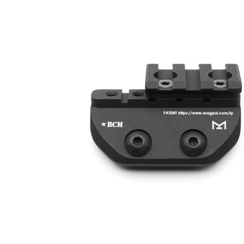 BCM BCMGUNFIGHTER 1913 Light Mount Modular - (M-LOK®)