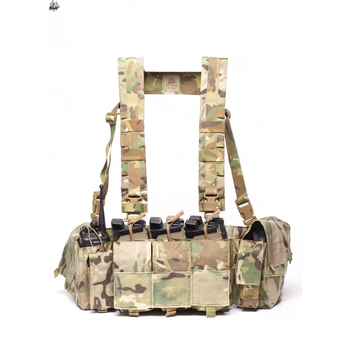 Velocity Systems RECCE Chest Rig (HK417)