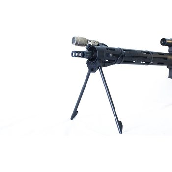 Heathen Systems Assaulter Bipod Combo - KeyMod, M-Lok, JP Enterprises
