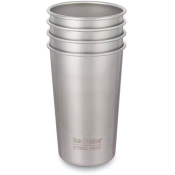 Klean Kanteen Steel Pint 473ml 4pk