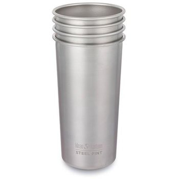 Klean Kanteen Steel Pint 592ml 4pk