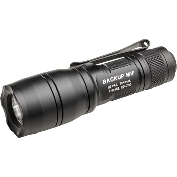 Surefire E1B BACKUP™ WITH MAXVISION™ High Output LED Flashlight
