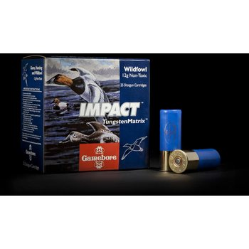Gamebore Impact Tungsten Matrix 32 g 12/70 25 kpl