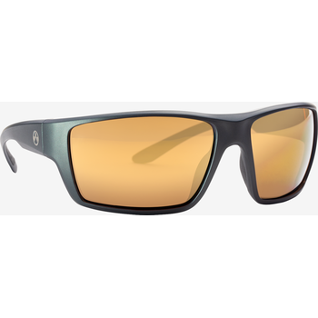 Magpul Terrain Eyewear, Polarized - Gray / Bronze, Gold Mirror