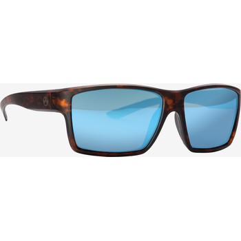 Magpul Explorer Eyewear, Polarized - Tortoise / Bronze, Blue Mirror