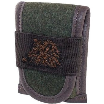 Cartridge Pouch with Embroidery