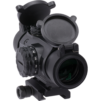 Primary Arms 1X Compact Prism Scope with ACSS CQB Reticle