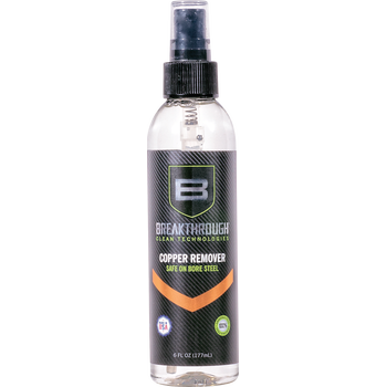 Breakthrough BCT Copper Remover - 6oz Pump Spray Bottle