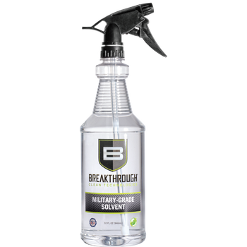 Breakthrough Military-Grade Solvent - 32oz Trigger Spray Bottle