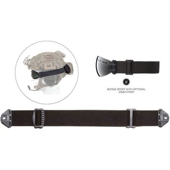 Smith Elite Boogie Sport / Boogie SOEP 35MM Strap