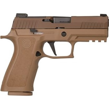 Sig Sauer P320 XCARRY 9MM COYOTE 17+1