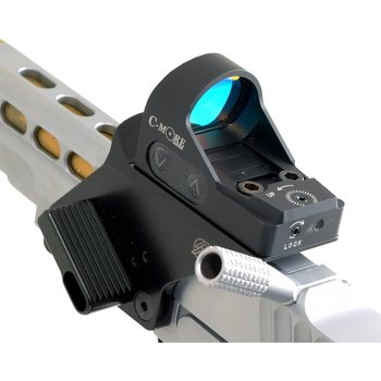 DAA C-More RTS2/STS 2011 Scope Mount With Thumb Rest