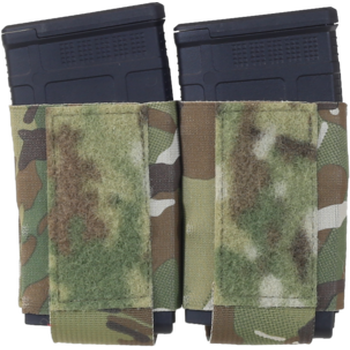 Ferro Concepts Turnover Magazine Pouch - Double 7.62