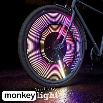 MonkeyLight M232R USB Recharge