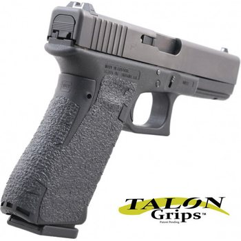 Talon Grips GLOCK 17 GEN5 RBR, Medium Back Strap