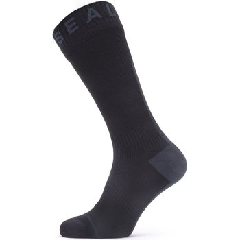 Sealskinz Waterproof All Weather Mid Length Sock with Hydrostop
