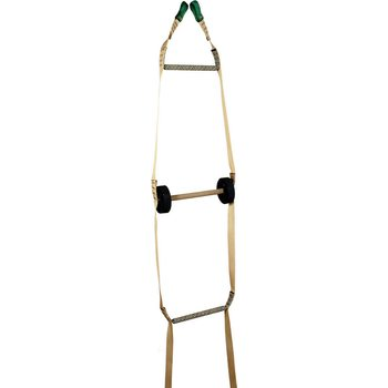 Yates Carbon Lite Boarding Ladder (black or terra), 33 feet / 10m