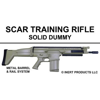 Inert Products SCAR-H - Solid Dummy Replica