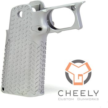 Cheely L2 Contour Grip Stainless Steel