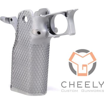 Cheely E2 Grip Kit - Stainless