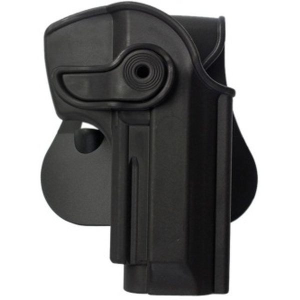IMI Defense Retention Paddle Holster Level 2 for Beretta 92 – Right hand