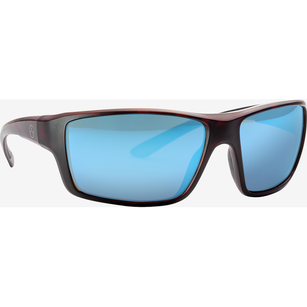Magpul Summit Eyewear, Polarized - Tortoise / Bronze, Blue Mirror