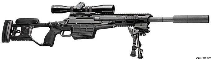 Sako TRG M10 | Sako rifles | V...